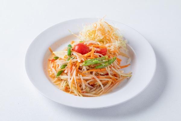 ソムタム / 青パパイヤサラダ