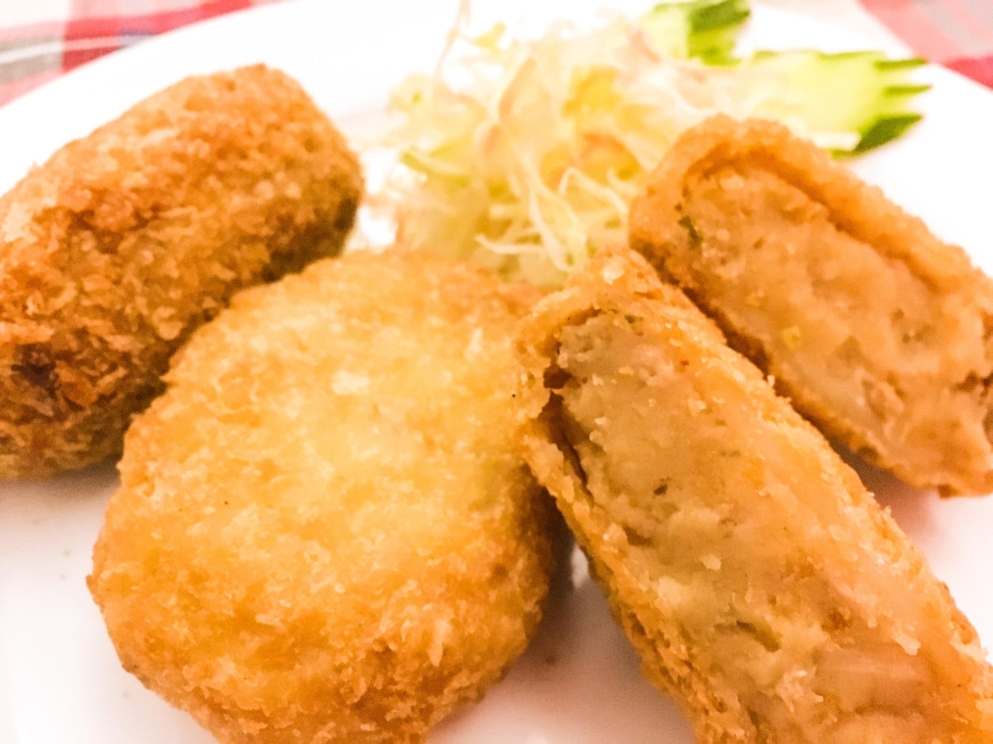 タイ味ミックスコロッケ3種