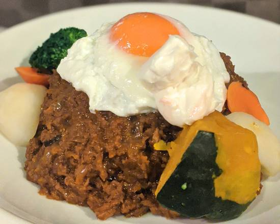 ハルヒカレー《10種の野菜と3種の粗挽き肉》ハーフサイズ