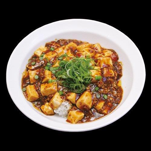麻婆豆腐セット(麻婆豆腐+ご飯)